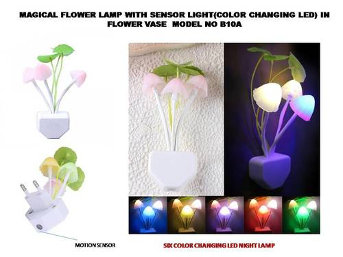 Colour Changing Magical Night Lamp