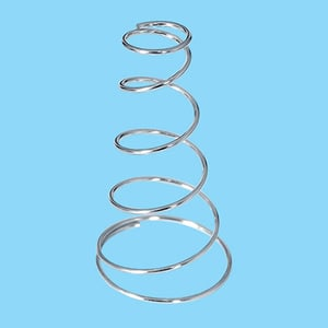 Spring for Wound Drainage Reservoir Set