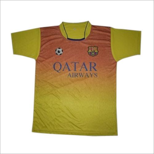 Mens Micro PP Football T-Shirt