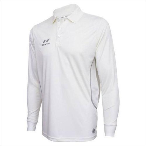 Mens Full Sleeves Cricket T-Shirt