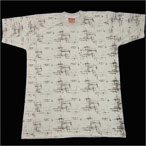 Mens Polyester T-Shirt
