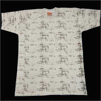 Mens Polyester T-Shirt