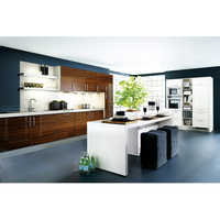 Modular Kitchens High Gloss