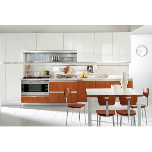 Modular Kitchens High Gloss