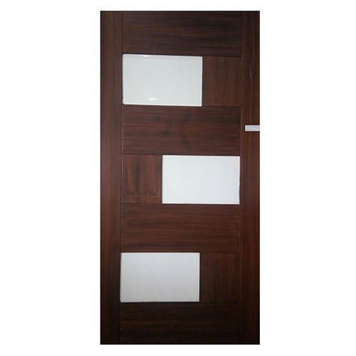 Teakvennered Designer Doors