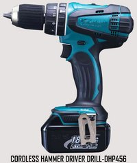 Electric Hammer Driver Drill
