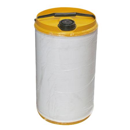 Plastic Mobil Oil Drum