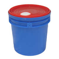 Plastic Lubricant Oil Buckets