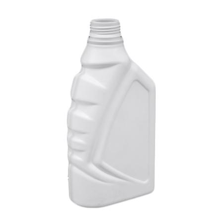 Plastic Lubricant Container
