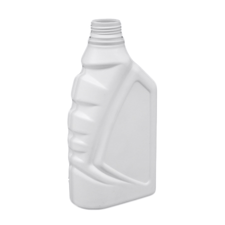 1 Ltr Mobil Oil Plastic Container