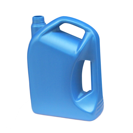 5 Ltr Mobil Oil Can