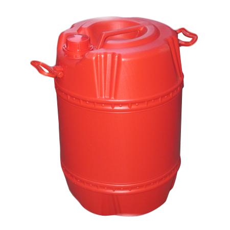 55 kg Plastic Mobil Oil Drum