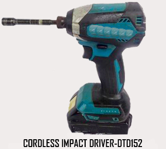 Power Cordless Impact Driver