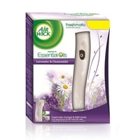 Airwick Fresh Matic Complete Kit - 250 ml (Lavender & Chamomile)