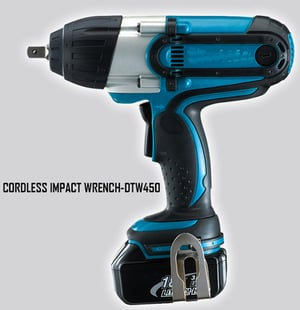 Electric Cordless Impact Wrench