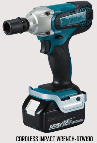 Cordless Impact Wrench-DTW190