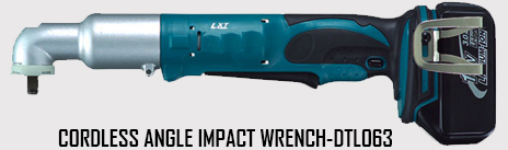 Cordless Angle Impact Wrench-DTL063