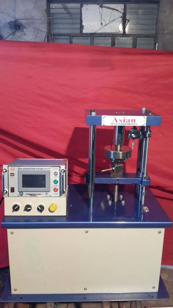Compressibility Recovery Tester
