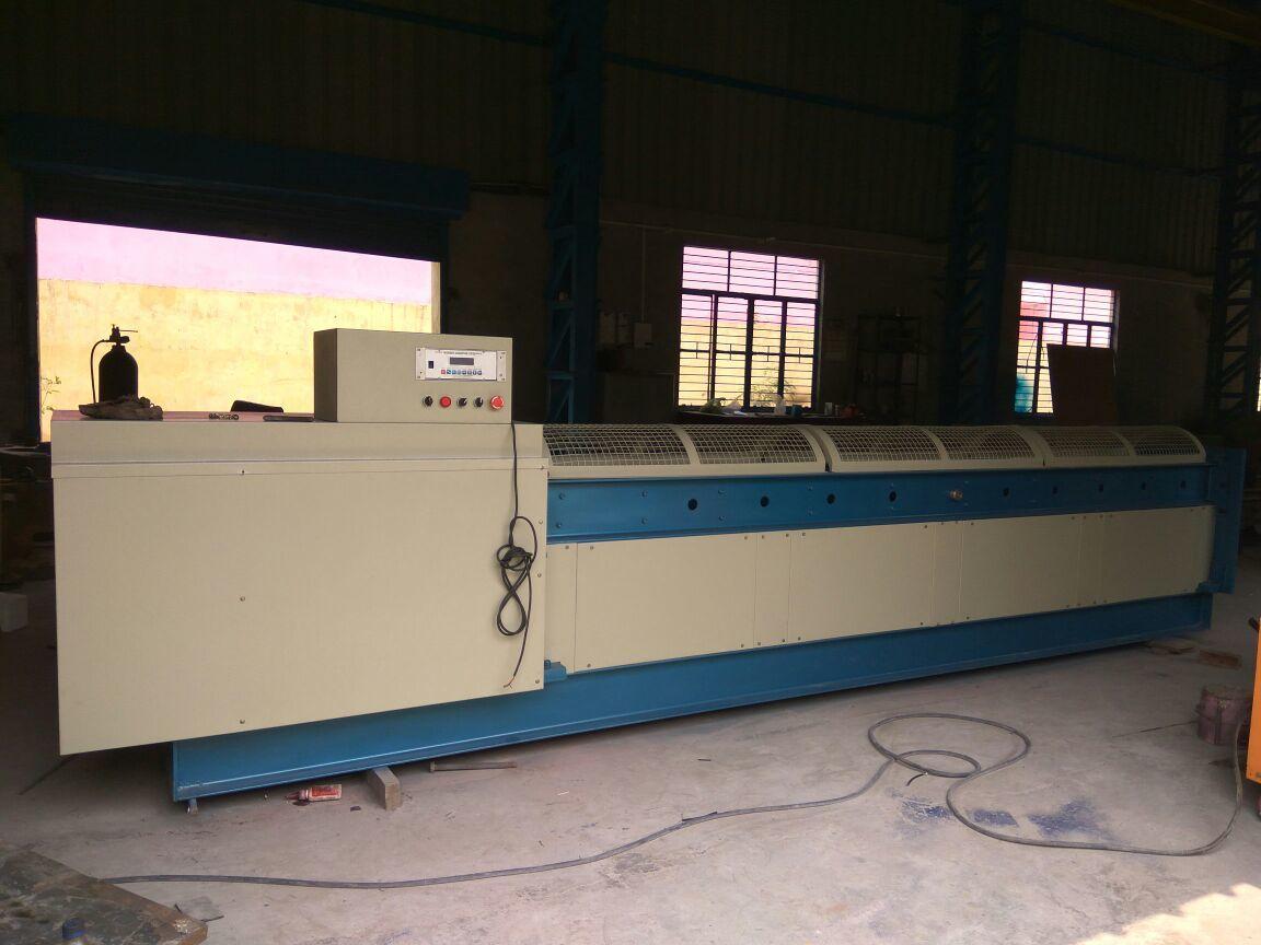 Horizontal universal Testing machine