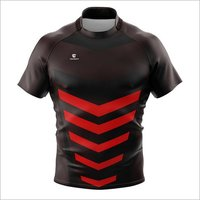 Rugby printed t shirt