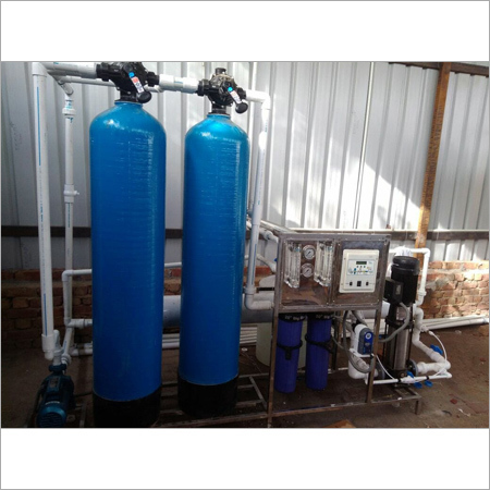 Commercial RO Water Plants