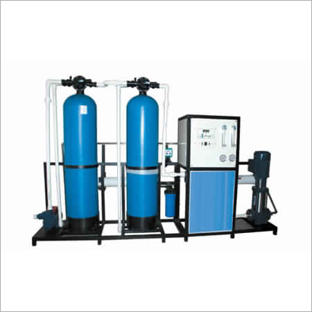 LPH Premium RO Plant