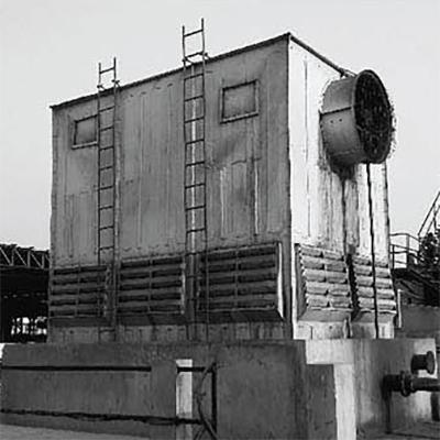 Effluent Cooling System