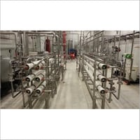 High Recover & Purification Membrane System