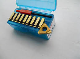Thread Turning And Thread Milling Inserts