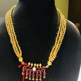 Tanmani Gold Necklace