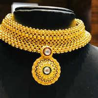 Quadra Thushi Necklace
