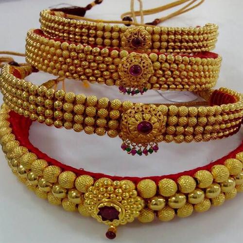 Gadi Choker Necklaces