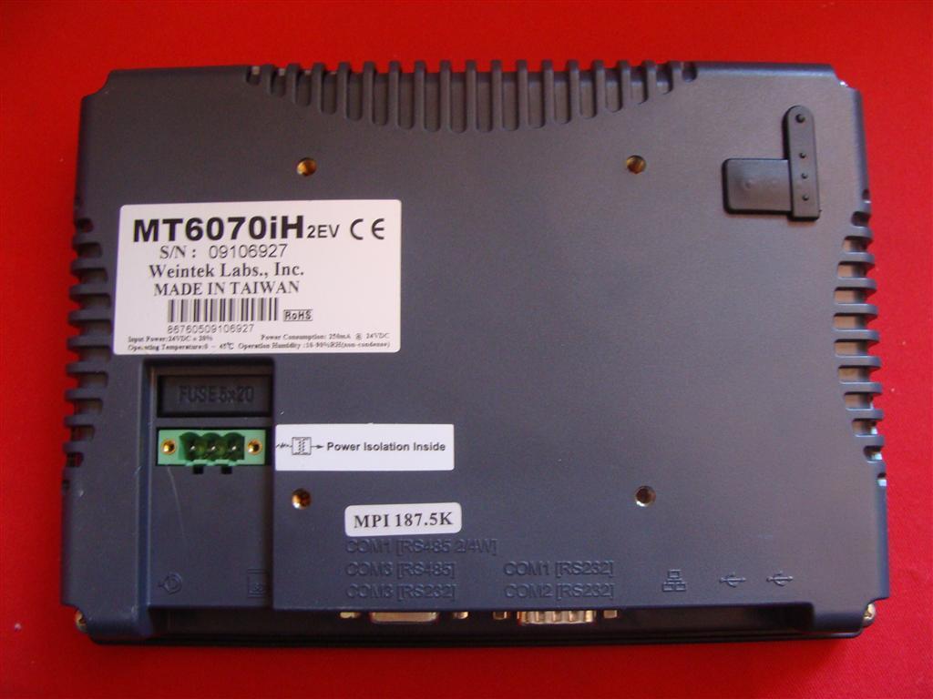 WEINTEK MT6070iH