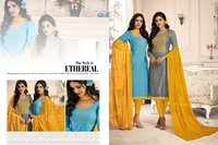 Cotton Ladies Salwar Kameez