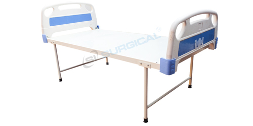 HOSPITAL PLAIN BED DELUX SIS 2005A