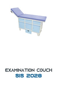 Examination Couch (Sis 2028)
