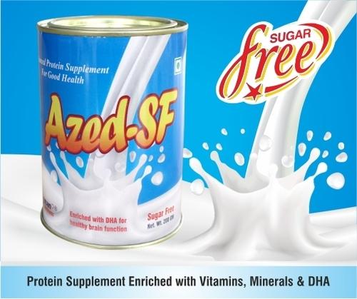 Sugar Free Protein Powder