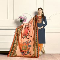 Latest Digital Printed Salwar Suit
