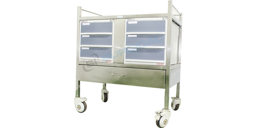 UTILITY TROLLEY (TWO SHELVES) SIS 2016A