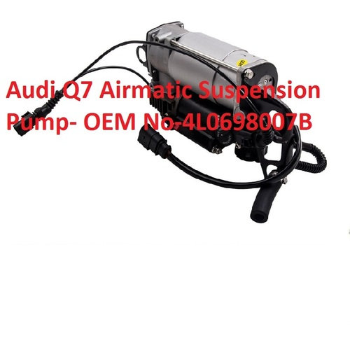 Audi Q7 Airmatic Compressor Pump