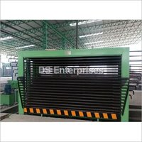 Hydraulic Veneer Core Dry Press