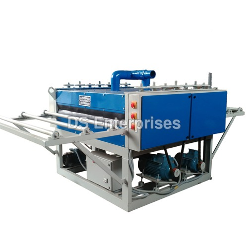 Steel Dusting Machine