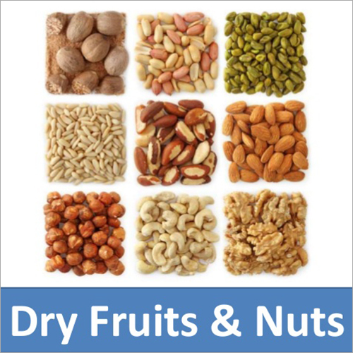 Dried Fruits Nuts