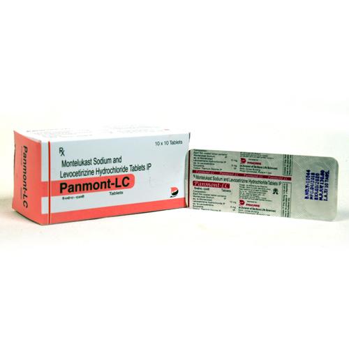 Levocetirizine Hydrochlorid  Tablets