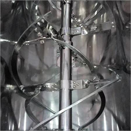 Pharmaceautical Ribbon Blender & Assembly