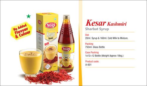 Kesar Kashmiri Syrup