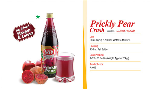 Prickly Pear Crush