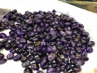 AFRICAN AMEHTHST TUMBLED STONES