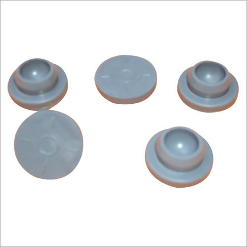 PP Pharma Rubber Stopper