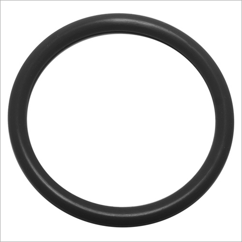 Black Rubber O Ring